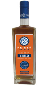 Feisty Spirits Bourbon