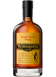 Temperance Trader Straight Bourbon