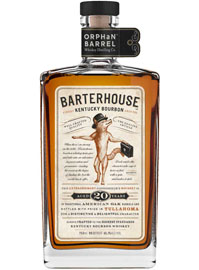 Barterhouse Aged 20 yrs Bourbon