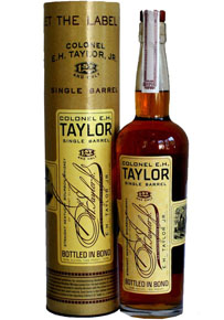 Col. E.H. Taylor, Jr. Single Barrel Bourbon