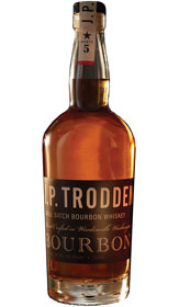 J.P. Trodden Small Batch Bourbon