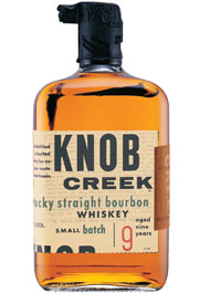 Knob Creek Kentucky Straight Small Batch Bourbon