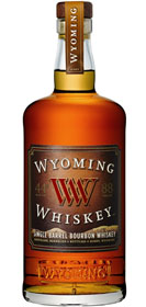 Wyoming Single Barrel Bourbon