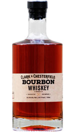 Clark & Chesterfield Bourbon Whiskey