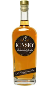 Kinsey Bourbon Whiskey