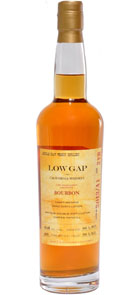 Low Gap Straight Bourbon California Whiskey