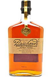 Benjamin Prichard's Double Barreled Bourbon Whiskey