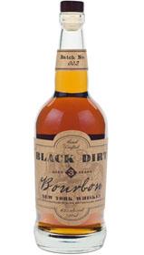 Black Dirt New York State Bourbon Whiskey