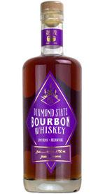 Diamond State Straight Bourbon Whiskey