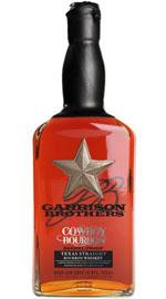 Garrison Brothers Cowboy Texas Straight Bourbon Whiskey