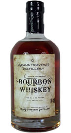Grand Traverse 100% Straight Bourbon Whiskey