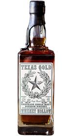 Texas Gold Handmade Single Barrel Single Malt Bourbon Whiskey