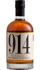 914 Westchester NY Bourbon Whiskey