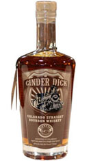 Cinder Dick Colorado Straight Bourbon Whiskey