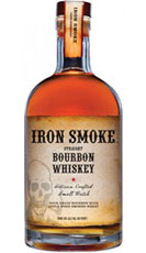 Iron Smoke Straight Bourbon Whiskey