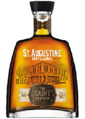 St. Augustine Distillery The Saint Bourbon Whiskey