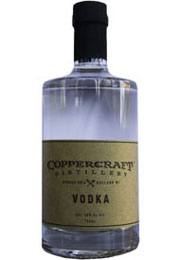 Coppercraft Vodka
