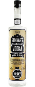 Gunnar's Real Craft Vodka