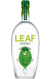 LEAF Alaskan Glacier Water Vodka