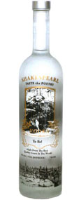 Shakespeare Vodka