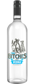 Three Bitches Vodka