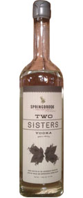 Two Sisters Vodka