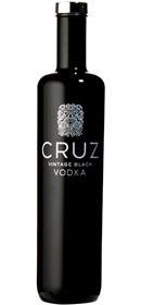 Cruz Vintage Black Vodka