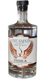Five Saints Vodka
