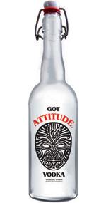 Got Attitude Vodka