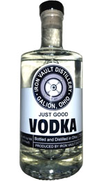 Just Good Vodka