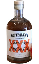 Hetterley's Caramel Apple Pie Moonshine
