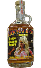 Kick Back Cove Orange Blossom Honey Moonshine