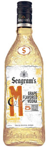 Seagram's M Grape