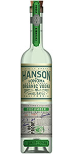 Hanson of Sonoma Cucumber Organic Vodka