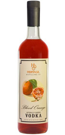 Heritage Distilling Blood Orange Vodka
