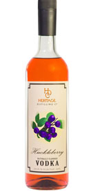 Heritage Distilling Huckleberry Vodka