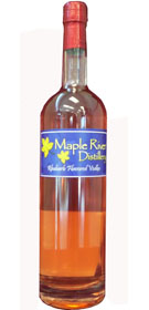 Maple River Rhubarb Vodka