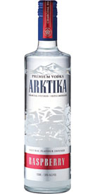 Arktika Raspberry Vodka