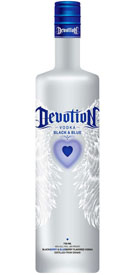 Devotion Black & Blue Vodka