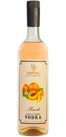 Heritage Distilling Peach Vodka