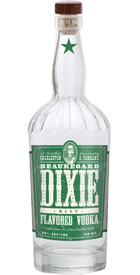 General Beauregard Dixie Mint Vodka