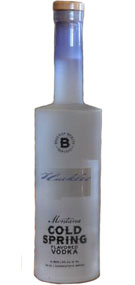 Bozeman Spirits Distillery Montana Huckleberry Vodka