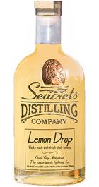 Seacrets Distilling Lemon Drop Vodka