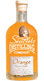 Seacrets Distilling Orange Vodka