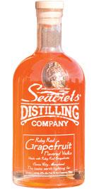 Seacrets Distilling Ruby Red Grapefruit Vodka