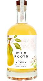 Wild Roots Northwest Pear Infused Vodka