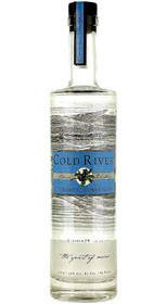 Cold River Maine Blueberry Flavored Vodka