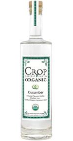 Crop Cucumber Organic Flavored Vodka