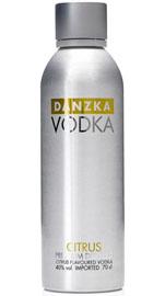 Danzka Citrus Flavored Vodka
