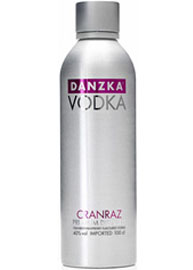 Danzka Cranraz Flavored Vodka